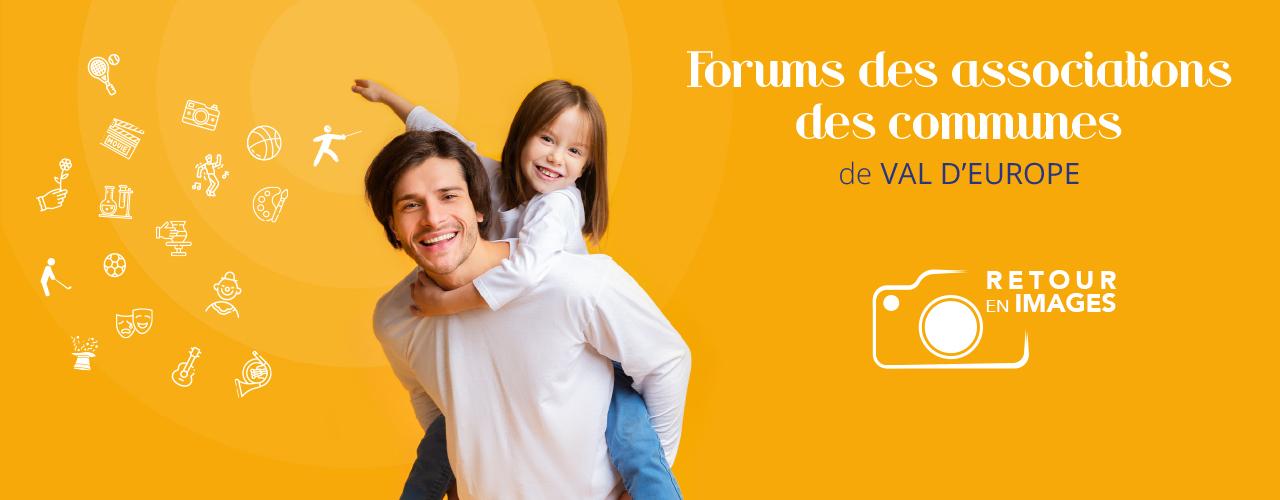 Forums communaux de Val d'Europe