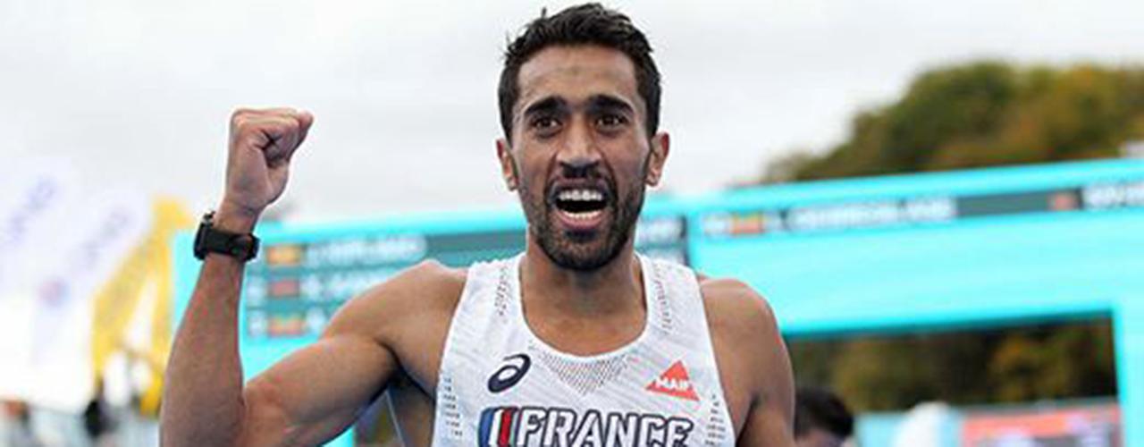 Du championnat de France de l'heure sur piste au championnat du monde de semi-marathon…