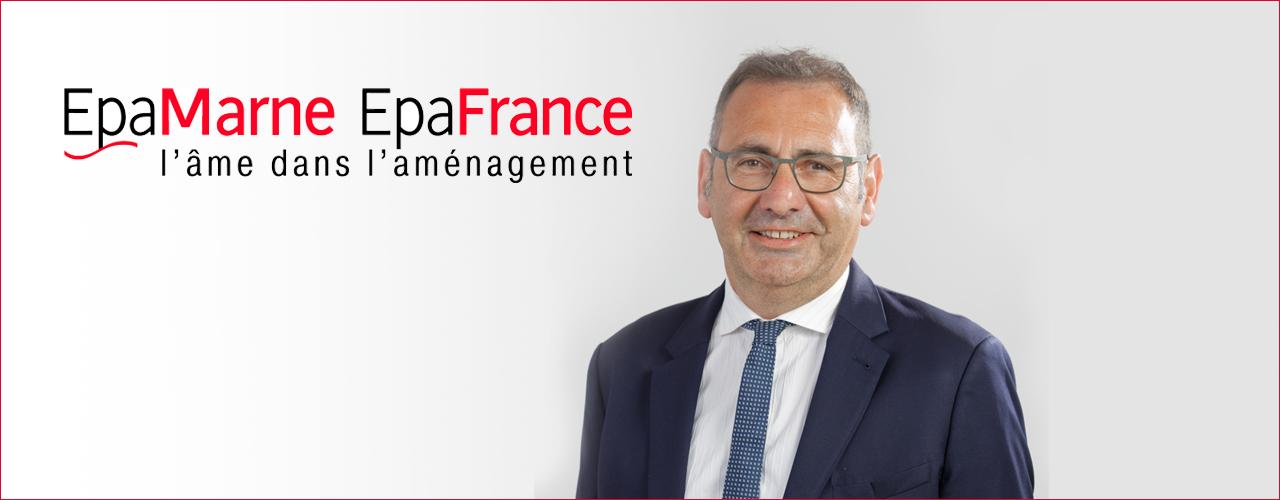 Félicitations à Thierry Cerri pour ses nouvelles fonctions au sein d'EPAFRANCE