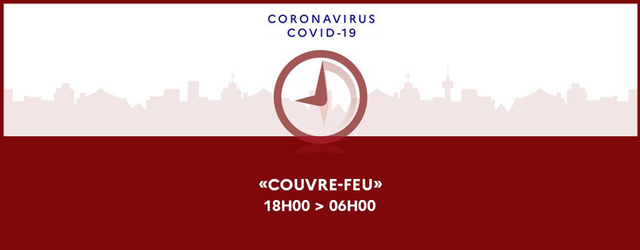 COVID-19 : ce qu'il faut retenir des principales mesures applicables depuis le 16 janvier 2021