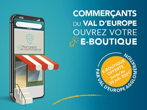 Vous êtes commerçant au Val d'Europe et souhaitez booster vos ventes ?