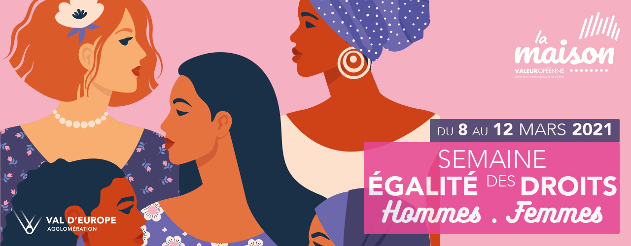 Autour de la Journée internationale pour les droits des femmes…