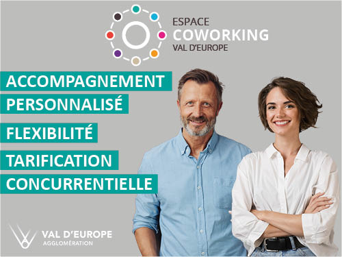 Espace Coworking Val d'Europe