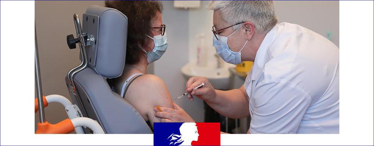 La campagne de vaccination se poursuit !