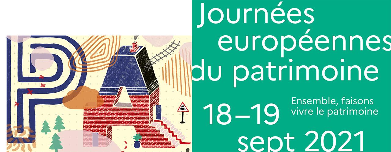 Les journées du patrimoine au Val d'Europe