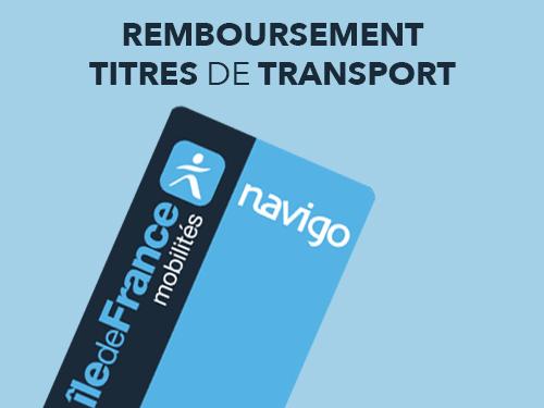 Remboursement des titres de transport suite au mouvement social